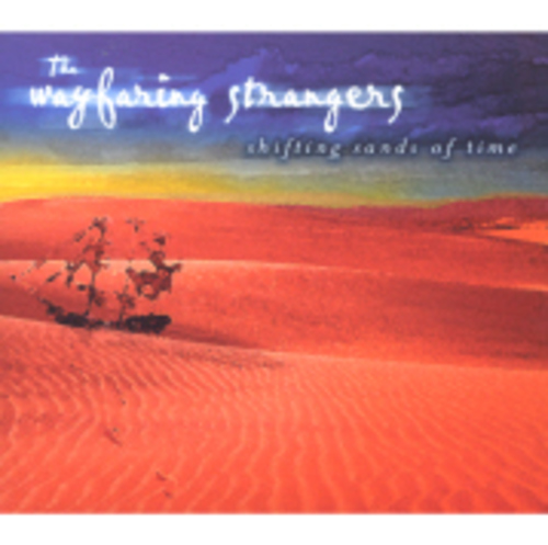 cover of Wayfaring Strangers: Shifting Sands of Time