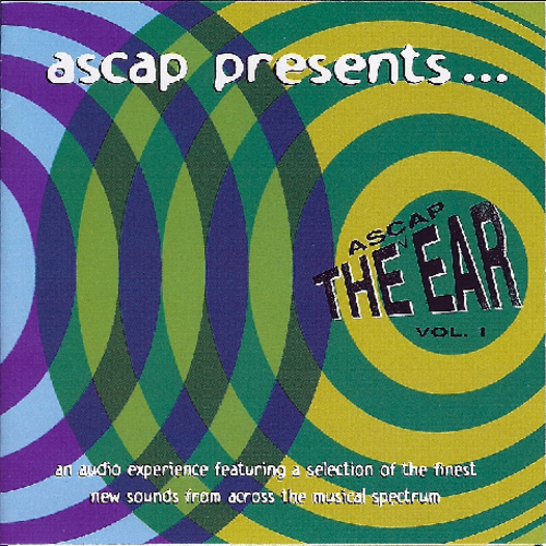 cover of The ASCAP Ear, Vol. 1