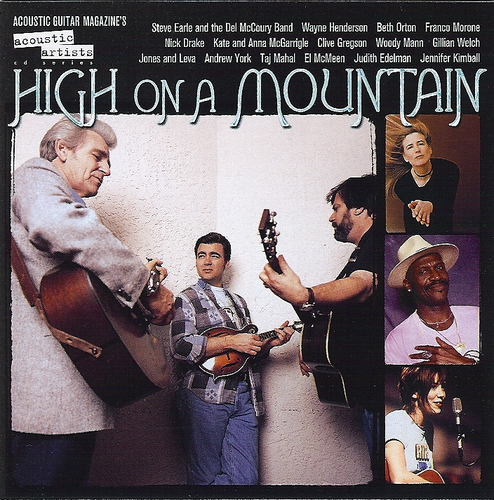 cover of High on a Mountain
