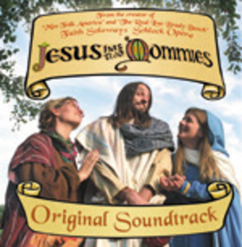 cover of Jesus Has Two Mommies