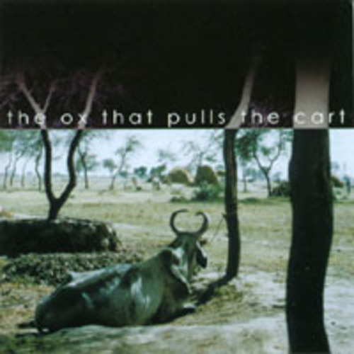 cover of L.J. Booth: The Ox That Pulls the Cart