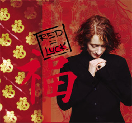 cover of Patty Larkin: Red=Luck