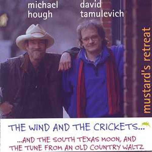 cover of Mustard's Retreat: The Wind and the Crickets