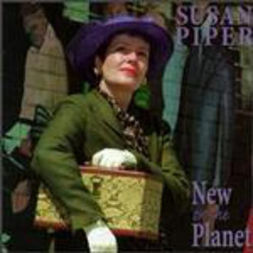 cover of Susan Piper: New on the Planet
