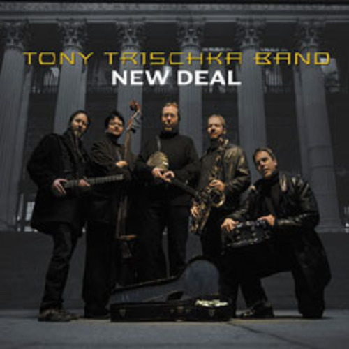 cover of Tony Trischka: New Deal