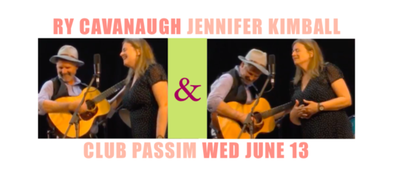 Jennifer Kimball amp Ry Cavanaugh co-bill