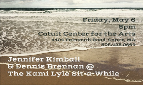 Jennifer performs this Friday at The Kami Lyle SitAWhile